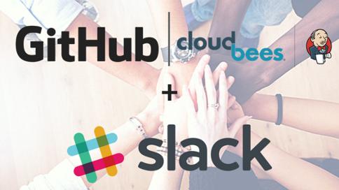 GitHub-CloudBees-Jenkins-integrazione-Slack