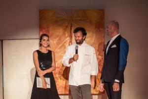 6. Chef Carlo Cracco Speaking