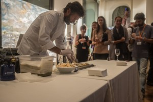 7. Carlo Cracco's Show-cooking