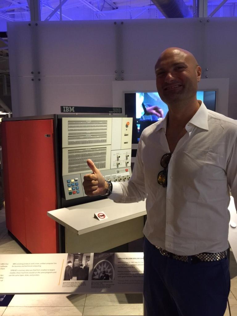 IBM First Mainframe