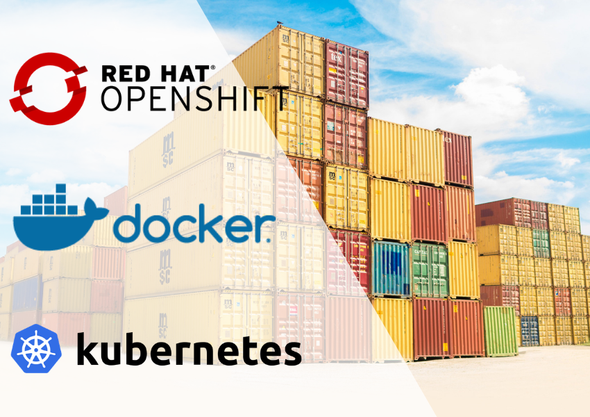 Red-Hat-OpenShift-Docker-Kubernetes-container-deployment-sviluppo-tramite-container