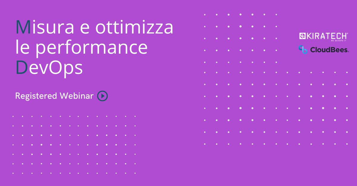 CloudBees Performance DevOps